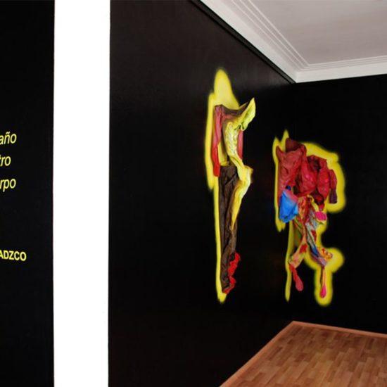 Horacio Cadzco - Un Extraño Espectro del Cuerpo